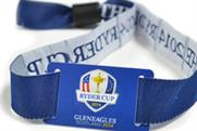 Intellitix's RFID wristbands will be use at this year's Ryder Cup