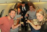 TRO's Guinness Class campaign took consumers on an extraordinary night out