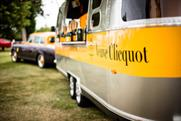Veuve Clicquot to go on UK tour with Tinie Tempah in an Airstream trailer