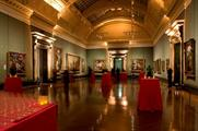 Leffe partners with National Gallery for festive cinema pop-up