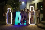 In pictures: Absolut and Uber's Ibiza party experience