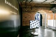 Behind the scenes: Bang & Olufsen at Clerkenwell Design Week
