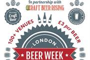 Guinness to activate sponsorship of London Beer Week