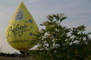 Belvoir Fruit Farms hosts balloon tour
