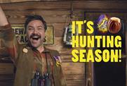 Event TV: Inside Cadbury's Creme Egg Hunter's Lodge