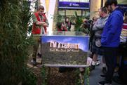 ITV stages bushtucker trial experience