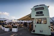 Nyetimber's Routemaster bus bar (credit Paul Wyeth / CWL)
