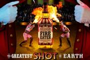 The circus will promote Early Times' hot liqueur offering