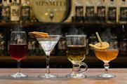 A range of forgotten cocktails will be available to sample at the pop-up