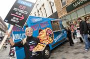 Greggs pasty roulette by Kru Live and Havas PR