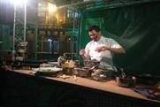Live food demos at Borough Market's showcase event