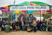 Behind the scenes: John Lewis at On Blackheath festival