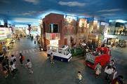 The entire Kidzania venue will be available to hire