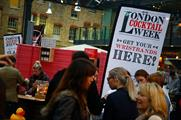London Cocktail Week is currently taking place at different locations throughout the city