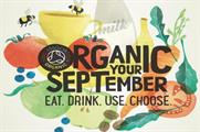 The pop-up forms part of the Soil Association's September campaign