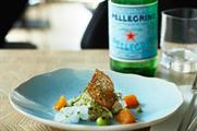 S.Pellegrino will host dinner and lunch events at the pop-up