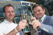 Paul Welburn and Terry Davies, Searcys general manager at The Rep