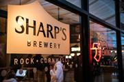 Sharp's will be creating a Cornish Beach Bar at the Old Truman Brewery