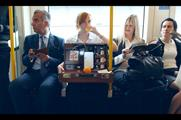 Kellogg's created the Special Kase for commuters to enjoy cereal on the tube