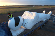 The Stig will travel through the Netherlands, Germany and Poland