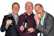 Olly Smith, Oz Clarke and Tim Atkin host Three Wine Men event