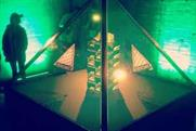 Puma Trinomic's green-themed event took place this week