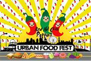 Urban Food Fest: running until the end of October