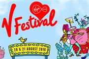 Aussie and Smirnoff are among a host of brands activating at V Festival this year