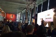 Colja M Dams spoke at the event this morning (15 May) (@jlhague)