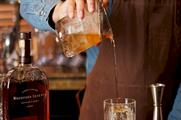 Woodford Reserve pop-up to showcase bourbon and bars