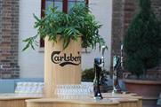 Carlsberg's zero carbon windmill bar