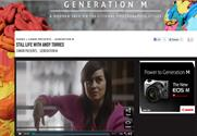 Canon: aiming at Generation M consumers via partnership with Vice