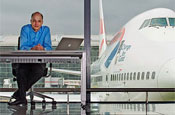 De Botton: Heathrow's first writer-in-residence