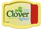 Clover: mounts £6m ad campaign with a healthy living focus