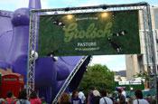 Grolsch: sponsors Fringe venue