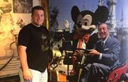 Brand Superfan of the Week: Disney's Keith Mahne
