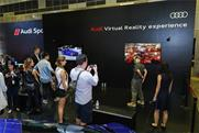 Audi steps up VR game with digital showroom