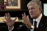 Watch Maurice Lévy announce Arthur Sadoun as his successor