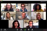 Arnold + Havas Media Boston integrated leadership team (via Zoom)
