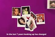 """Axe """"The Evolution of Hooking Up"""" by Digital Republic."""