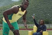 CarMax goes head to head with Usain Bolt in a live race