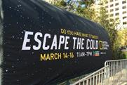 National Geographic challenged SXSW attendees with its activation.