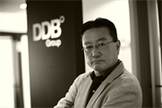 Issei Matsui spent six months at DDB.