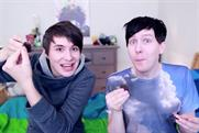 U.K. YouTubers Dan and Phil star in an ad for Oreo that has been banned by the ASA.