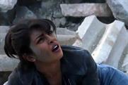 "Priyanka Chopra in ""Quantico."""
