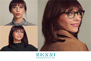 Zenni wields star power in new campaign with Rashida Jones