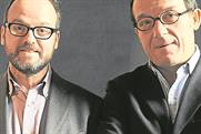 Jérôme and Pierre Doncieux, co-chairmen of Relaxnews.