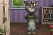 Kids using the Talking Tom app got more than parents bargained for.