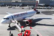 Virgin America's Abby Lunardini discussed how the airline rallied supporters to break into Dallas.