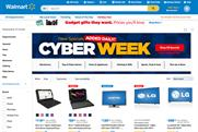 Walmart is among the brands looking to turn Cyber Monday into Cyber Week.